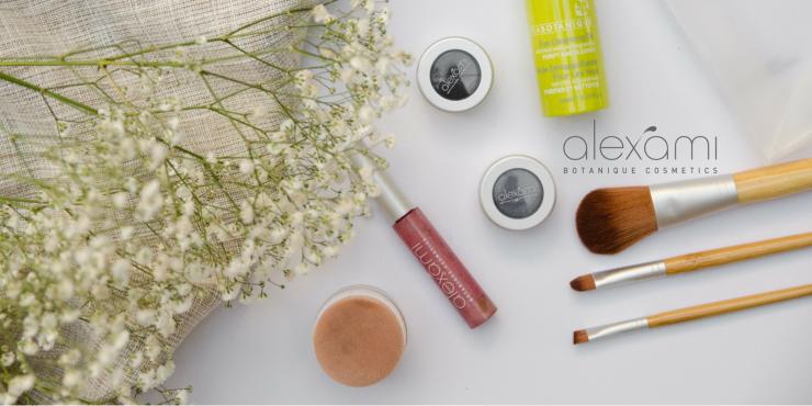 Alexami - minerale make-up