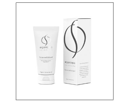 Face Exfoliant: gezichtsscrub, geschikt voor alle huidtypes (indien zeer gevoelige huid, mengen met cream cleanser)