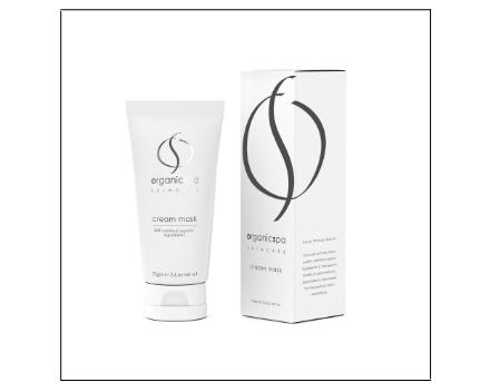 Cream Mask: crèmemasker, geschikt voor een normale tot zeer droge huid