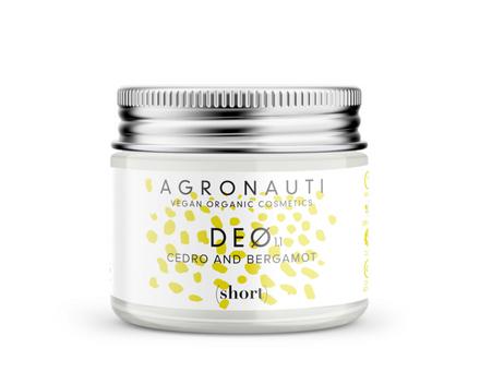 Deodorant crème met ceder en bergamot