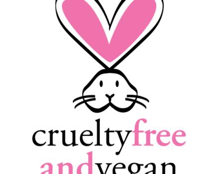 Cruely free and vegan