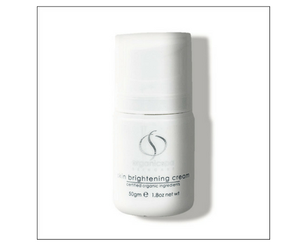 Skin Brightening Cream: ideal for all skin types