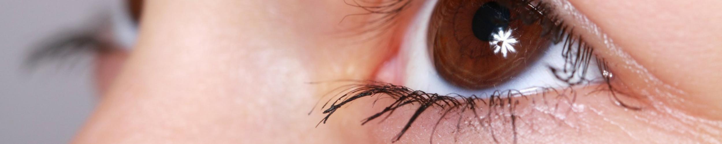 Verwen de huid rondom jouw ogen!