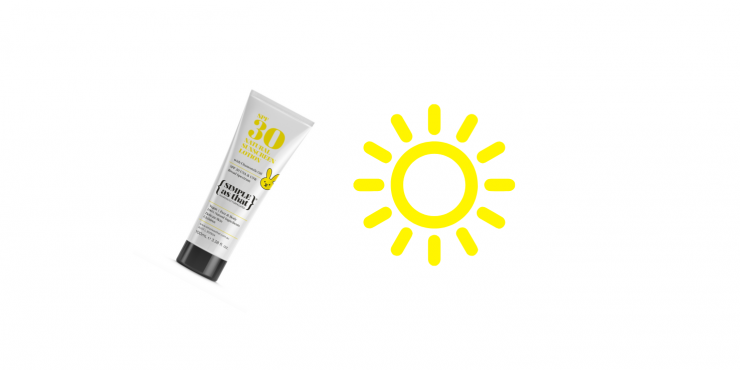 Simple As That sunscreen for kids